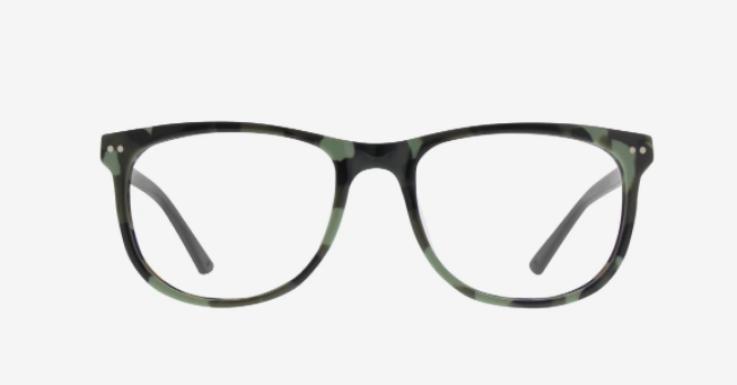 """Gedeckte Töne, aber trotzdem mit """"Wow""""-Effekt: Camouflage-Mustermix in dunklen Grünvarianten für Herren"""
