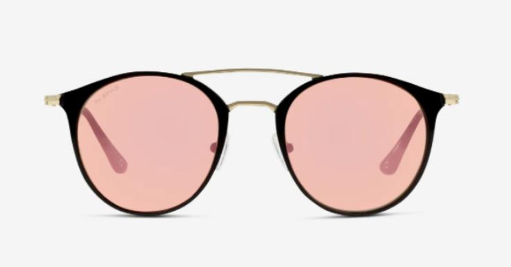 Pink, Gold und Schwarz ergibt? Eine unwiderstehliche Kombination