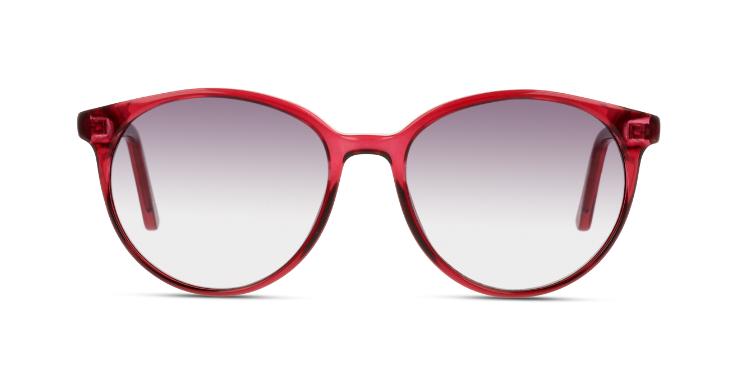 Oben: Futuristische Sonnenbrille von UNOFFICIAL. Unten: Panto-Style von Seen.