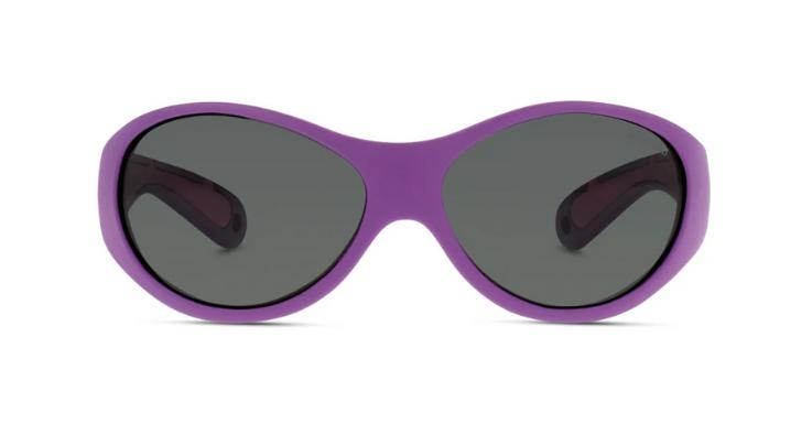 Sieht nicht nur toll aus, sondern bietet Rundum-Schutz für die gesamte Augenpartie: Kinder-Sonnenbrille von Polaroid
