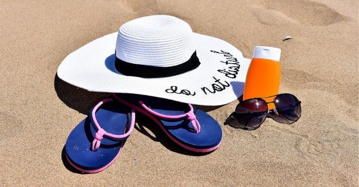 Mit diesen Utensilien steht einem tollen Strandtag nichts im Wege