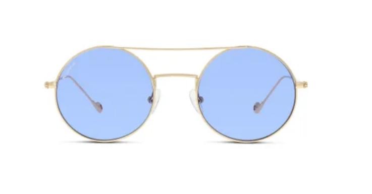 So blau wie der Himmel über dir und das Wasser vor dir: Sonnenbrille von IN STYLE