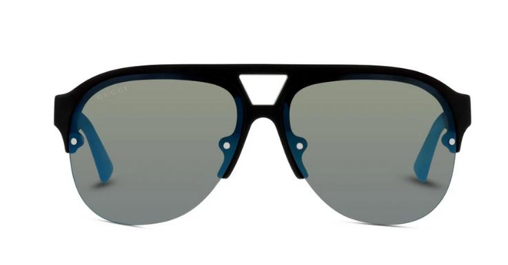 Sieht stylisch aus und ist und für alle (nicht nur sportliche) Aktivitäten in Zell am See geeignet: Sonnenbrille von Gucci