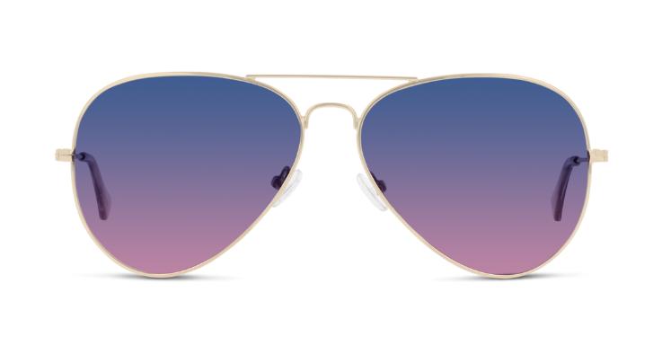 Oben: Aviator-Modell von Solaris. Unten: Ein Traum in Pink von IN STYLE.