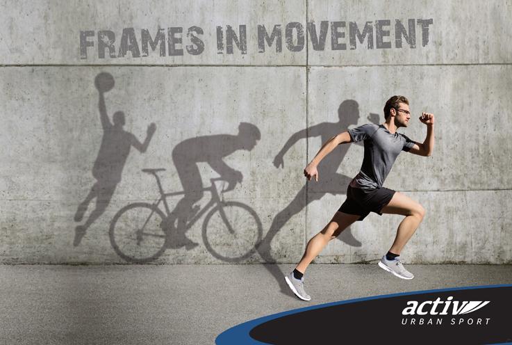 activ – sportliche Markenbrillen