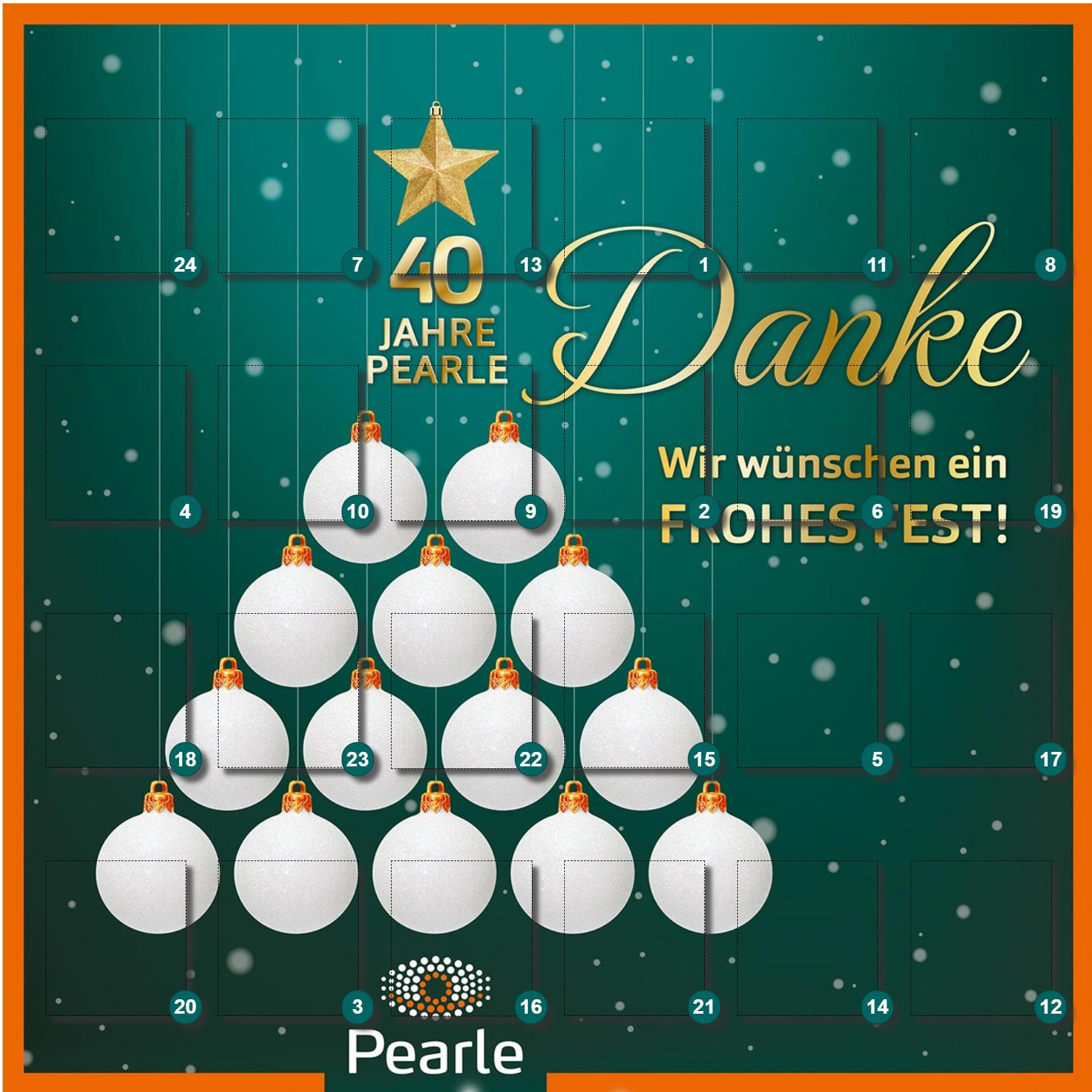 Pearle Adventkalender