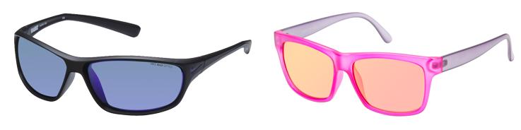 sportliche und damen sonnenbrille
