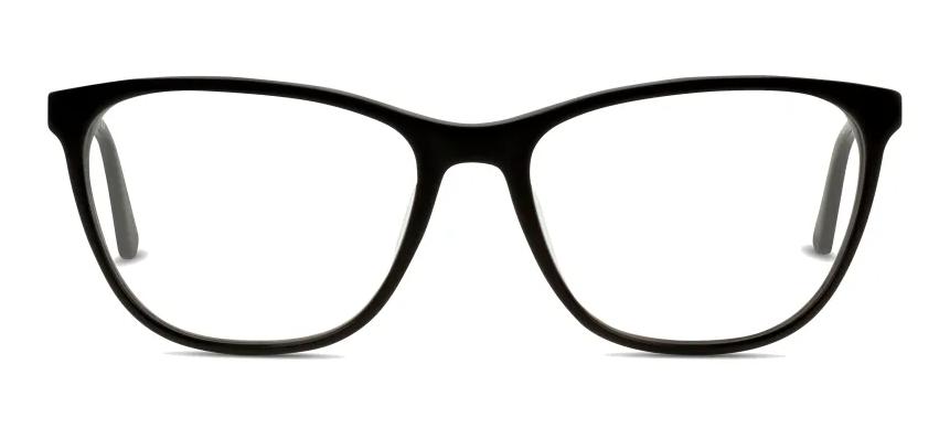Zum Business-Kostüm genauso passend wie zum Cocktailkleid oder Jeans plus Hoodie: Brille von Calvin Klein