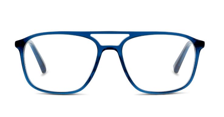 Pilotenform, bunte Farben, Doppelsteg: Diese Brillenfassung von IN STYLE macht alles richtig.