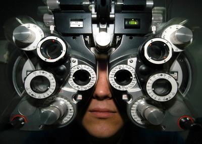 Kurzsichtig - Weitsichtig - Optometrie