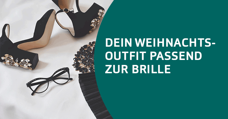 Outfit zur Brille
