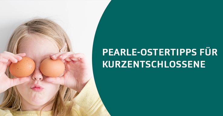 Nicht nur für Brillenträger: Last-Minute-Ostergeschenke zum Selbermachen