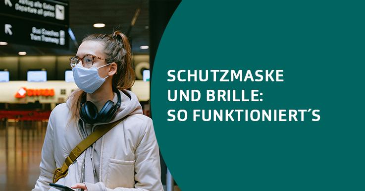 Mund-Nasen-Schutz und Maske