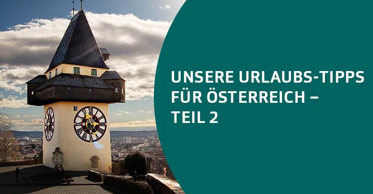 Pearle City-Tipps Österreich Teil 2