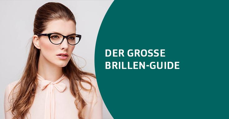 Der grosse Brillen-Guide