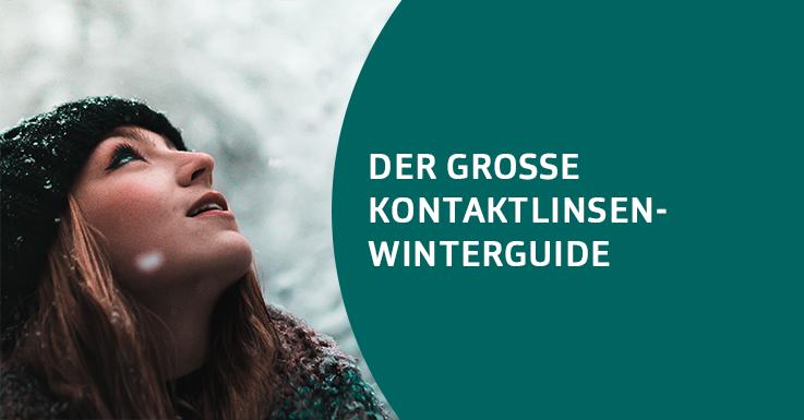 Kontaktlinsen-Winterguide