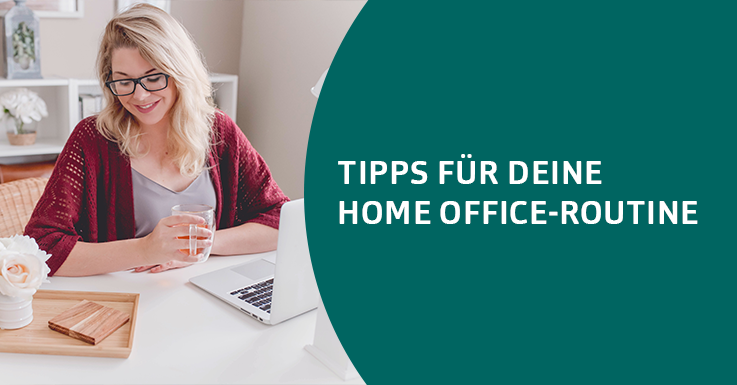 Home Office-Routine