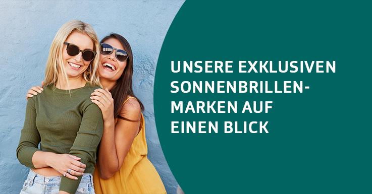 Sonnenbrillen Exklusiv-Marken