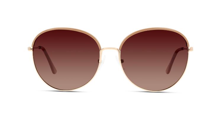 Die hätte Jackie O. auch gefallen: Panto-Sonnenbrille für Damen von Solaris (EAN: 8719154521065)