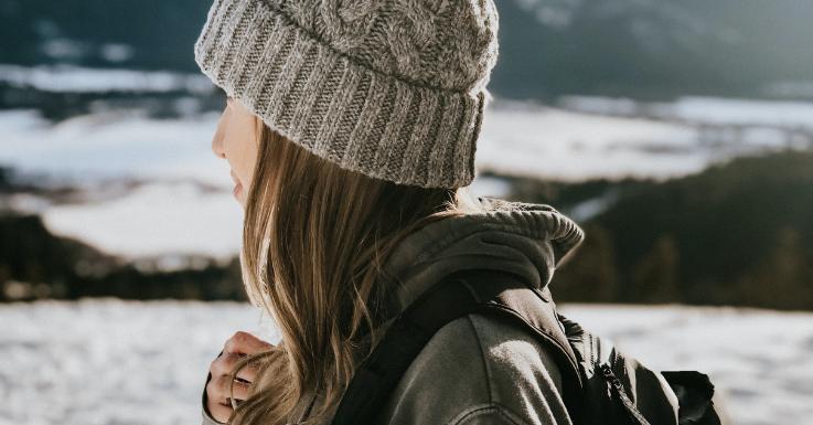 Spaziergänge an der frischen Luft machen nicht nur dich glücklich, sondern auch deine Augen.