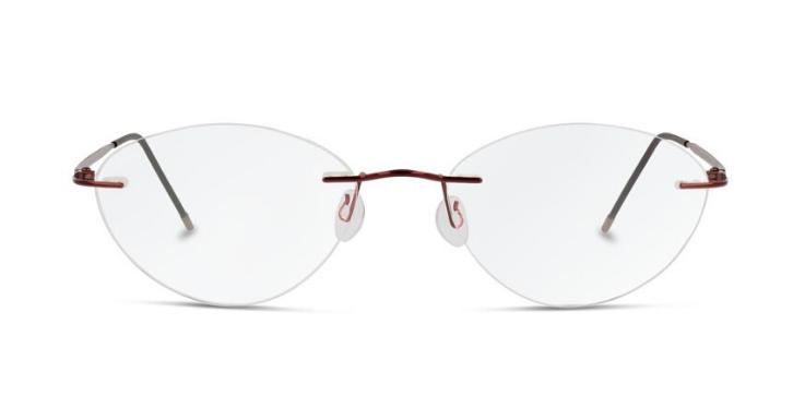 Leicht und unaufdringlich, aber nicht langweilig: Rahmenlose Brillenfassung für Damen von LIGHTFLY