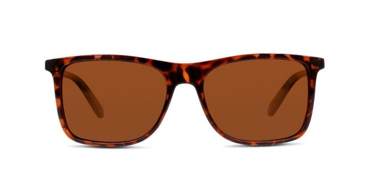 Sonnenbrille in Havana für Herren von Solaris