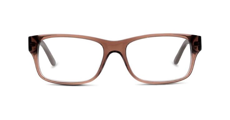Herren-Fassung von DbyD: Die Form ist klassisch, die transparent-braunen Farbverläufe sind neu