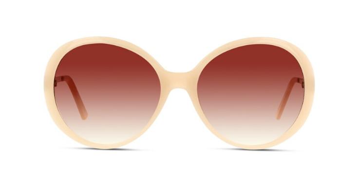 Für mehr Blumen an Fasching: Diese Sonnenbrille von Seen ist das perfekte Accessoire für deinen Hippie-Look (