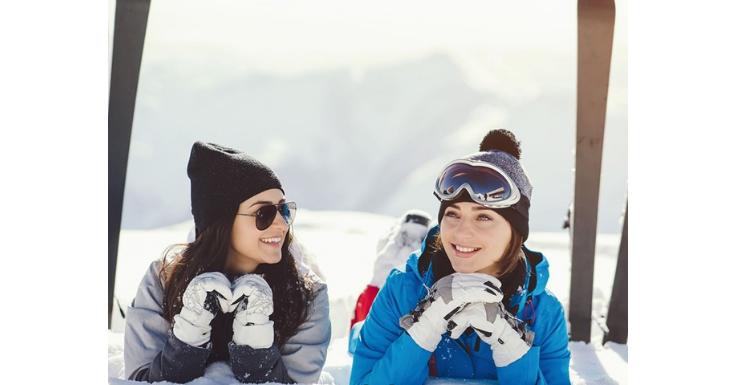 Relaxt im Skiurlaub? Geht am besten mit Kontaktlinsen