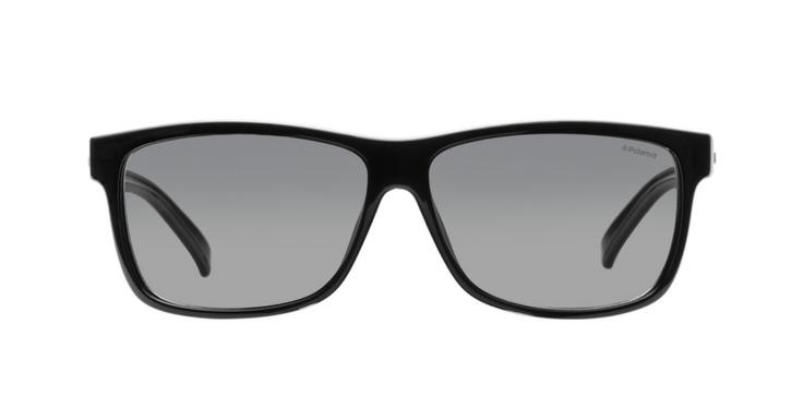 Klassisch-coole Sonnenbrille von Polaroid. EAN 0827886718115