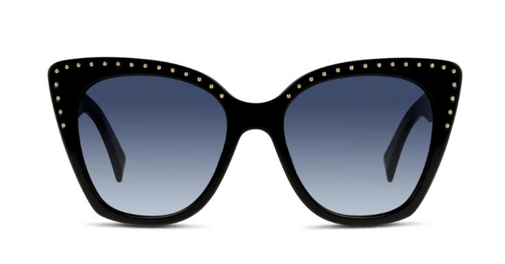 Für die Trendsetterin unter den Müttern: Cat-Eye-Fassung von Moschino. (EAN: 0716736012728).