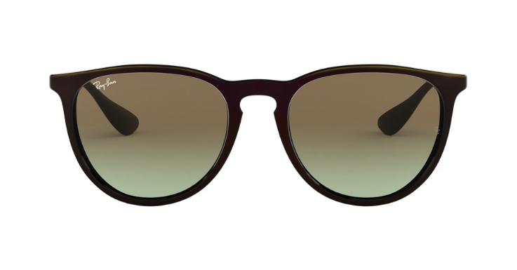 Wer die Ruhe bewahrt, braucht dafür auch den richtigen Durchblick: Diese lässige Sonnenbrille von Ray-Ban hilft dabei (EAN: 8053672793659).
