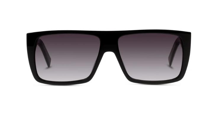 Zu dieser Sonnenbrille von Marc Jacobs noch Modeschmuck, viel Neon und ein Tuch im Haar, fertig ist der Madonna-80s-Look
