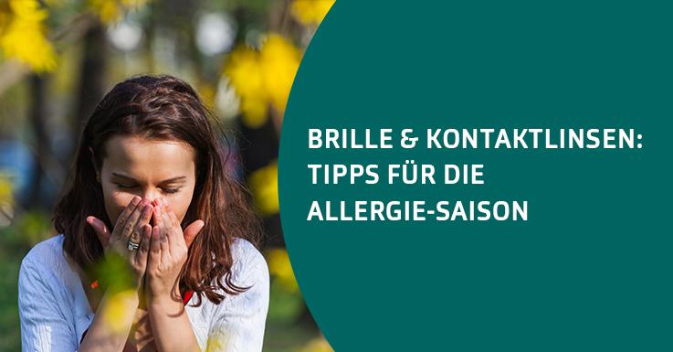 Augen zu und durch: So kommst du gut durch die Pollensaison
