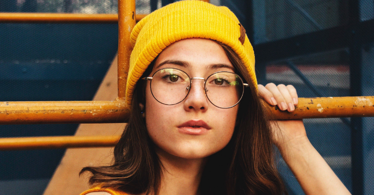 Ohne Brille geht im Style-Universum längst nichts mehr.