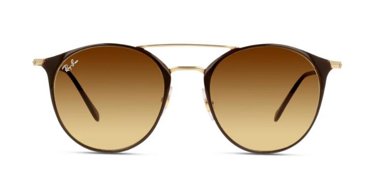 Raffiniert und trotzdem zurückhaltend: Sonnenbrille von Ray-Ban
