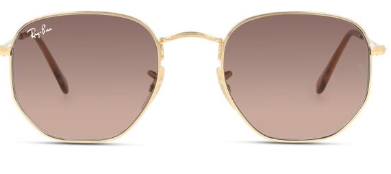 Mit dieser Sonnenbrille von RAY-BAN (EAN: 8056597077378) verlierst du keine Träne und bist auch noch im Trend!