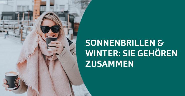 Sonnenbrillen & Winter: Sie gehören zusammen