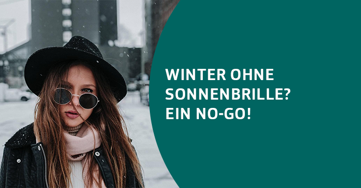 Winter-Sonnenbrillen