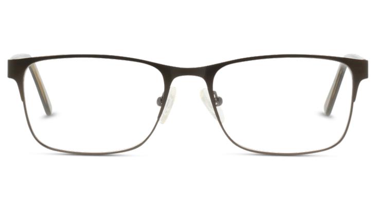 Klassische Brillenform trifft spannende Farbkombination: Brillenfassung von DbyD