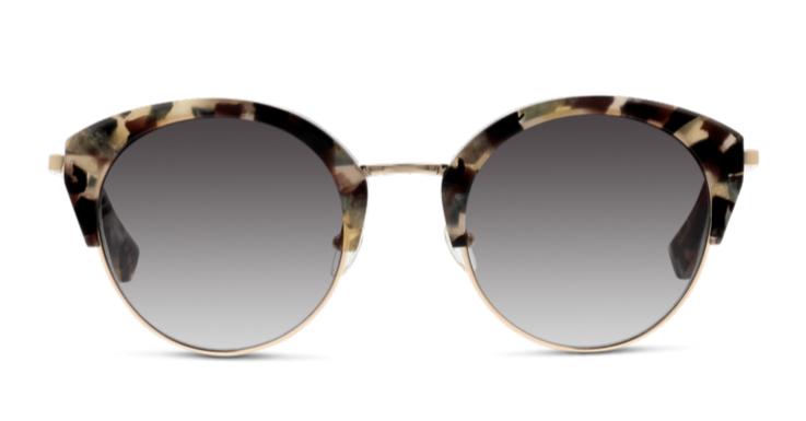 Oh là là! Diese Sonnenbrille von Sensaya verpasst deinem klassischen Côte d'Azur-Look einen ultramodernen Touch