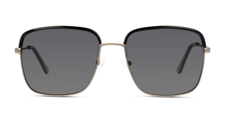 Mit dieser quadratischen Panto-Sonnenbrille von Solaris bist du der Coolste auf jeder Party