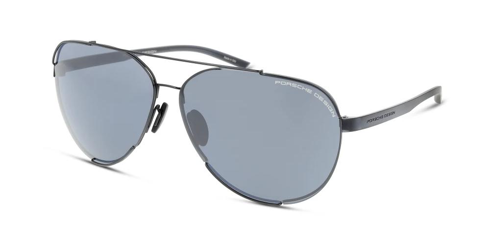 Keine gewöhnliche Pilotenbrille: Das Modell P´8682 C von Porsche Design besticht durch raffinierte Details und eine ganz besondere Haptik