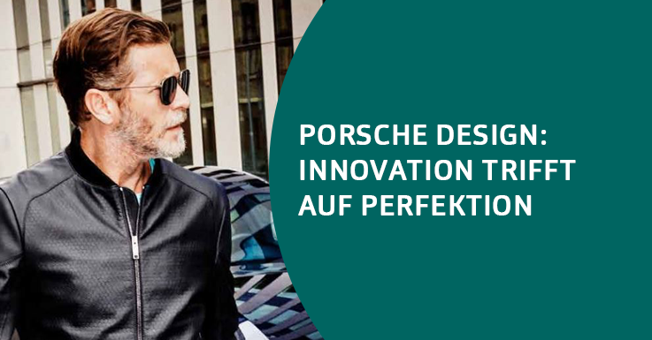 Pearle stellt vor: Porsche Design Eyewear