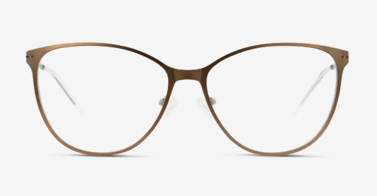 Diese Brille von DbyD lässt sich zu jedem Anlass tragen.