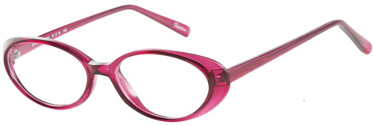 Seen Rosarot Brillenfassung für Damen // 134774
