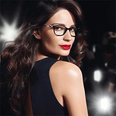 7 Haarstyling Tipps Mit Denen Du Deine Brille Optimal In Szene Setzt