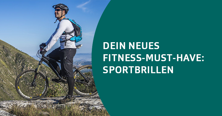Sportbrillen garantieren optimale Sicht – egal bei welcher Sportart!