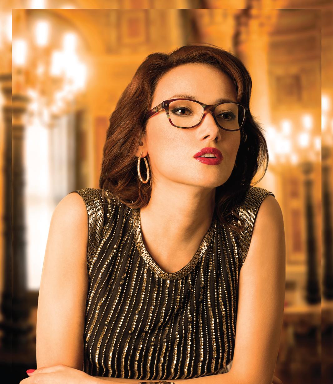 Styling mit Brille