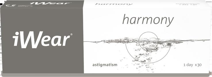 Tages-Kontaktlinsen | Astigmatismus